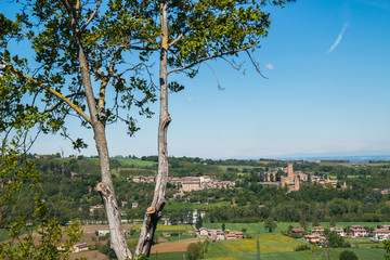 Colline piacentine, Emilia Romagna, Italia