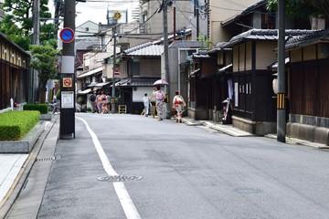 京都 祇園街歩き