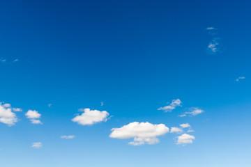Fototapeta Bright sky and fresh air for background