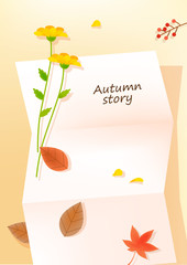 Autumn illustration