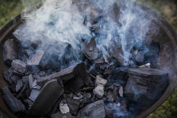 smoky charcoal