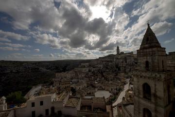 Panorama, Matera