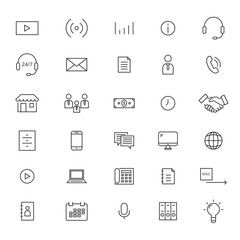 Top Line Icons