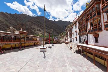 Hemis Monastery is a Tibetan Buddhist monastery of the Drukpa Lineage, located in Hemis, Ladakh, India