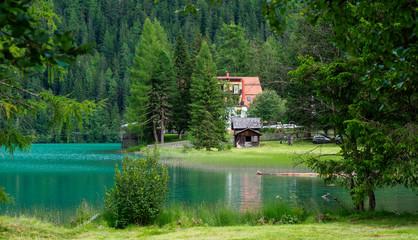 Mühltal-Stausee,Ahrntal, Südtirol