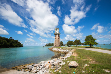 Lighthouse at Langkawi island,Malaysia