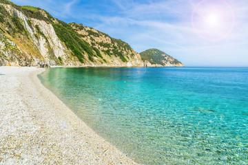 Wall Mural - View of Sansone beach, Elba Island, Tuscany, Italy.