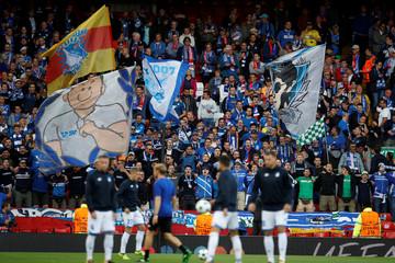 Champions League - Playoffs - Liverpool vs TSG 1899 Hoffenheim