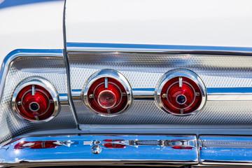 Vintage Automobile Tailights