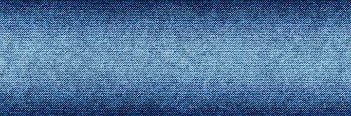 Blue Denim Textile background Illustration