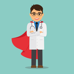 Doctor superhero