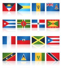 Popular Flat Flag Caribbean