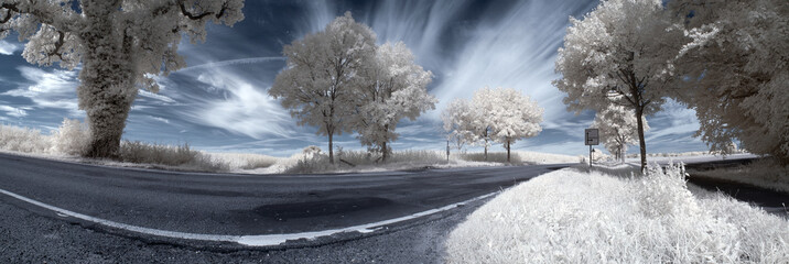 Infrarot - Infrared - Schleswig Holstein - Deutschland