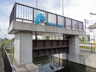 水門 川 河川