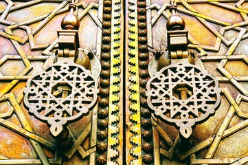 モロッコ王宮