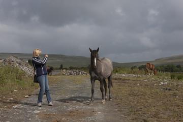 The Burren Ireland westcoast