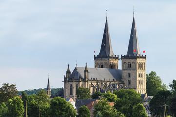 Deutschland, Xanten; Der St. Viktor Dom in Xanten