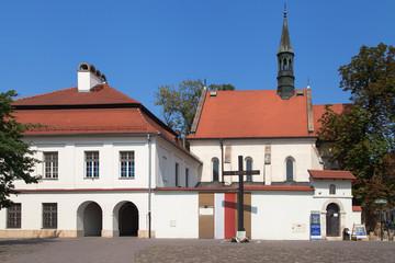 Church of Saint Giles in Krakow