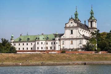 Church on the Rock in Krakow