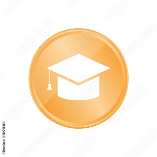 Bronze Münze Abschlusshut Stockfotos Und Lizenzfreie Vektoren Auf