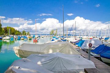 Hafen von Romanshorn, Bodensee