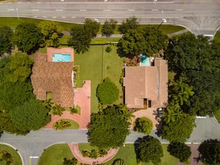 Urban Aerial Photography