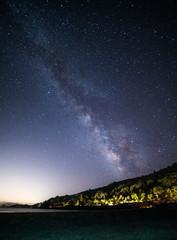Point Reyes Shipwrecks at Night