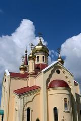 St. Nicholas Church in Tsimlyansk.