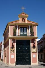 Kirche in Isla Cristina