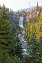 Tumalo Falls in Bend Oregon