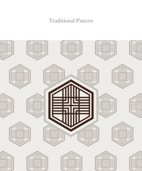 Korean Traditional Pattern Design
