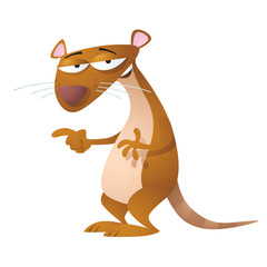 Rodent trouble