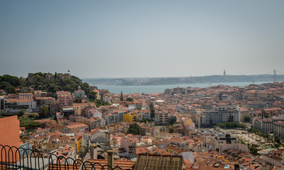 Overview of the City of Lisbon