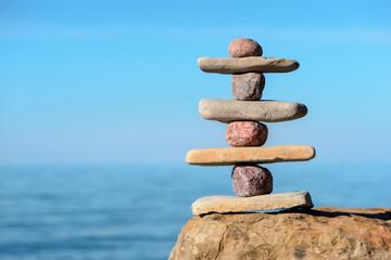 Compound of stones