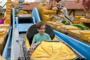 Water game in water park , Aquapark