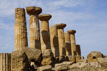 Agrigent, Sizilien, Tal der Tempel