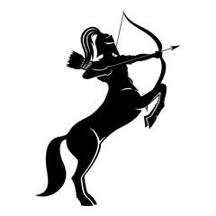Centaur archer.