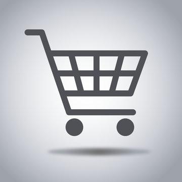 Einkaufswagen icon