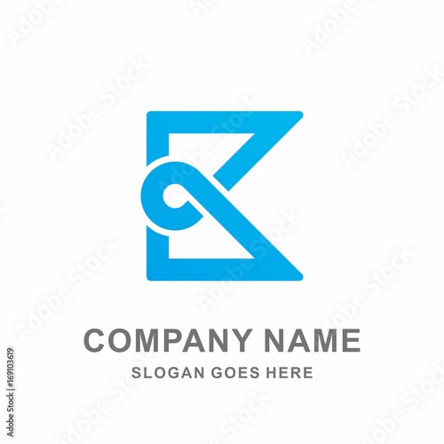 Monogram letter k geometric square cube architecture construction monogram letter k geometric square cube architecture construction business company stock vector logo design template pronofoot35fo Images