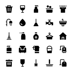 Cleaning Solid Icons 1