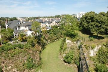 Caen Douves du Chateau