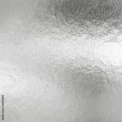 """""""Silver foil shiny metallic texture background wrapping ..."""
