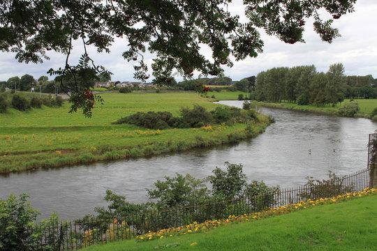 River Annan - Scotland