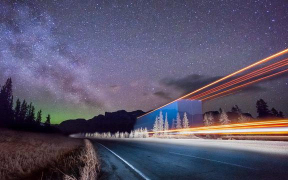 Highway Ghost Truck