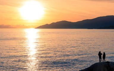 Sunset Convo