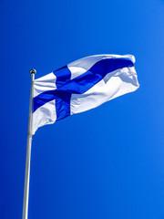 Finnische Flagge, Schweden