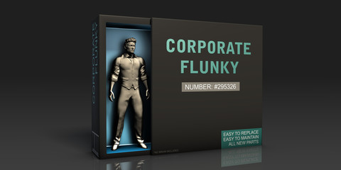 Corporate Flunky