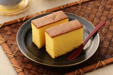 カステラ Japanese sponge cake