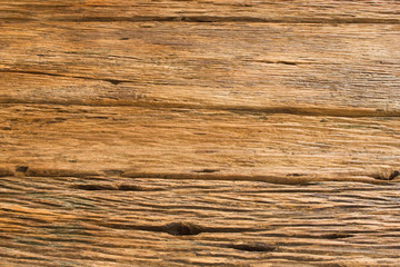 Old wooden floor or wooden planks for background. Abstract background.