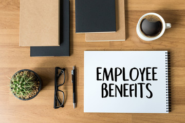 EMPLOYEE BENEFITS  TECHNOLOGY COMMUNICATION definition highlighted